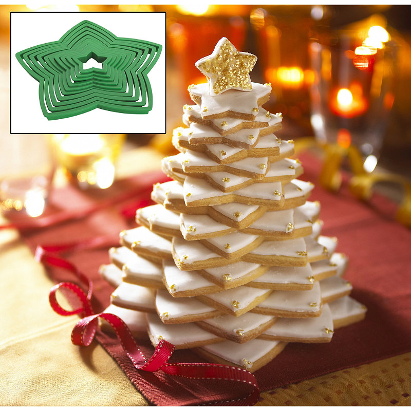 Christmas Cake Moulds & Cookie Cutters – Cake blog with ...