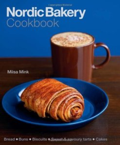 Front cover of Nordic Bakery book