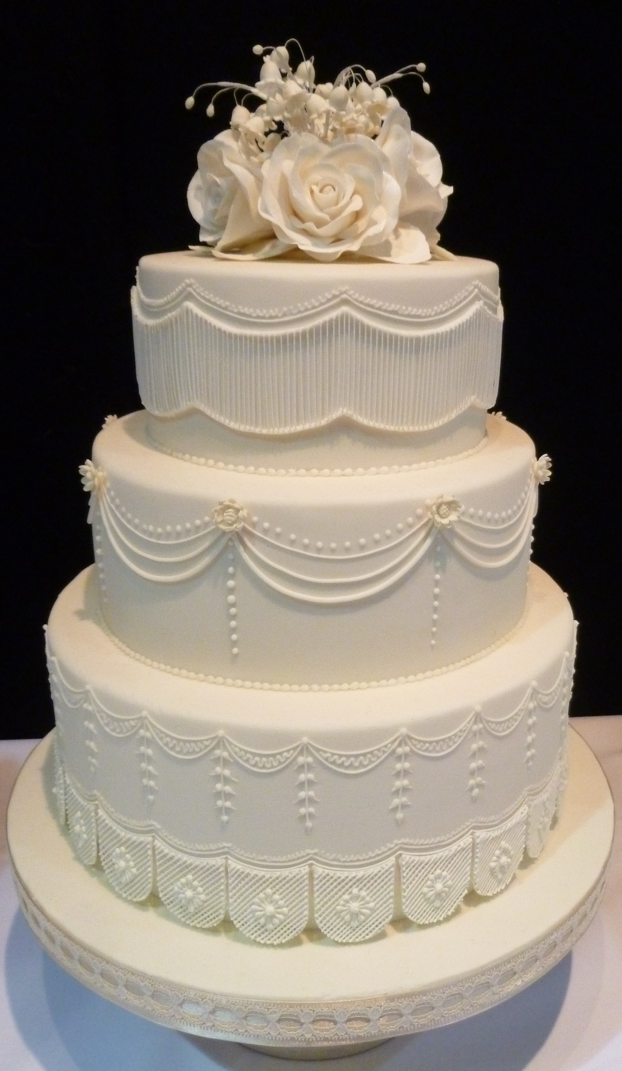 wedding cake – Cake blog with recipes and reviews | Cake Takes the ...