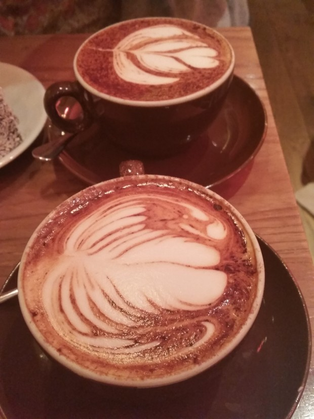 Clapham coffee Brew Cafe